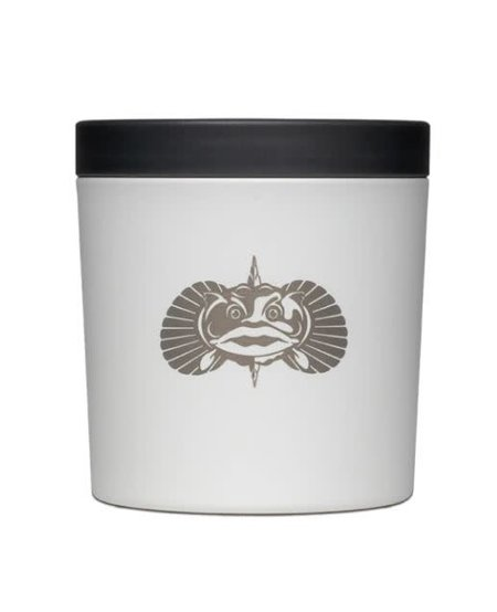ToadFish Anchor Non-tipping Any-beverage Holder - White