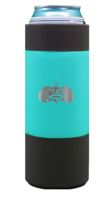 Toadfish Non-tipping SLIM CAN Cooler - Teal