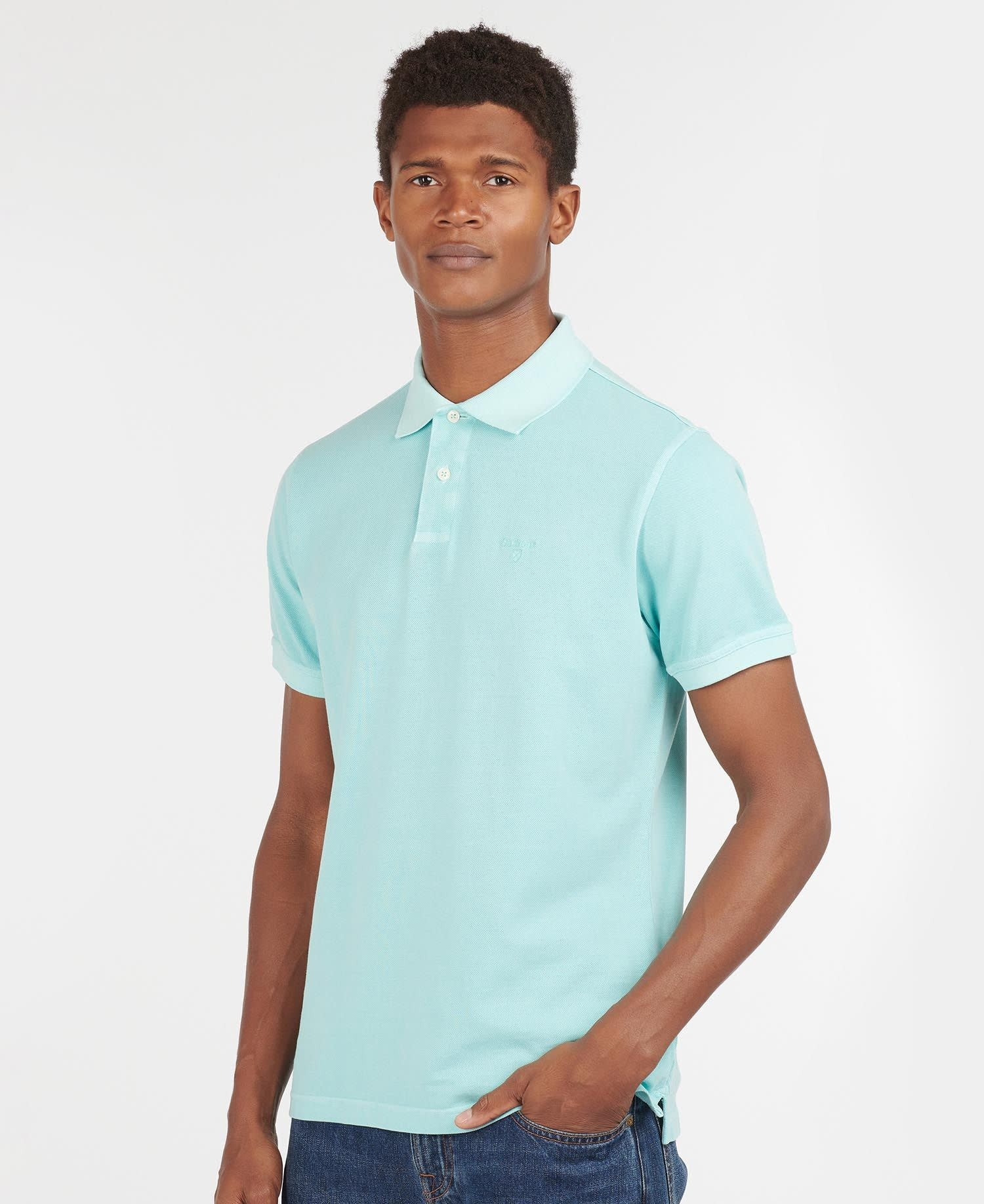 Barbour POLO WASHED SPORT -