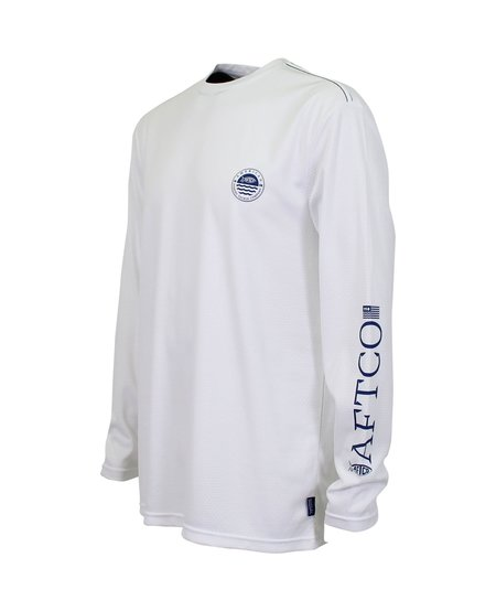 AFTCO Frontline Air O Dobby Performance LS Shirt