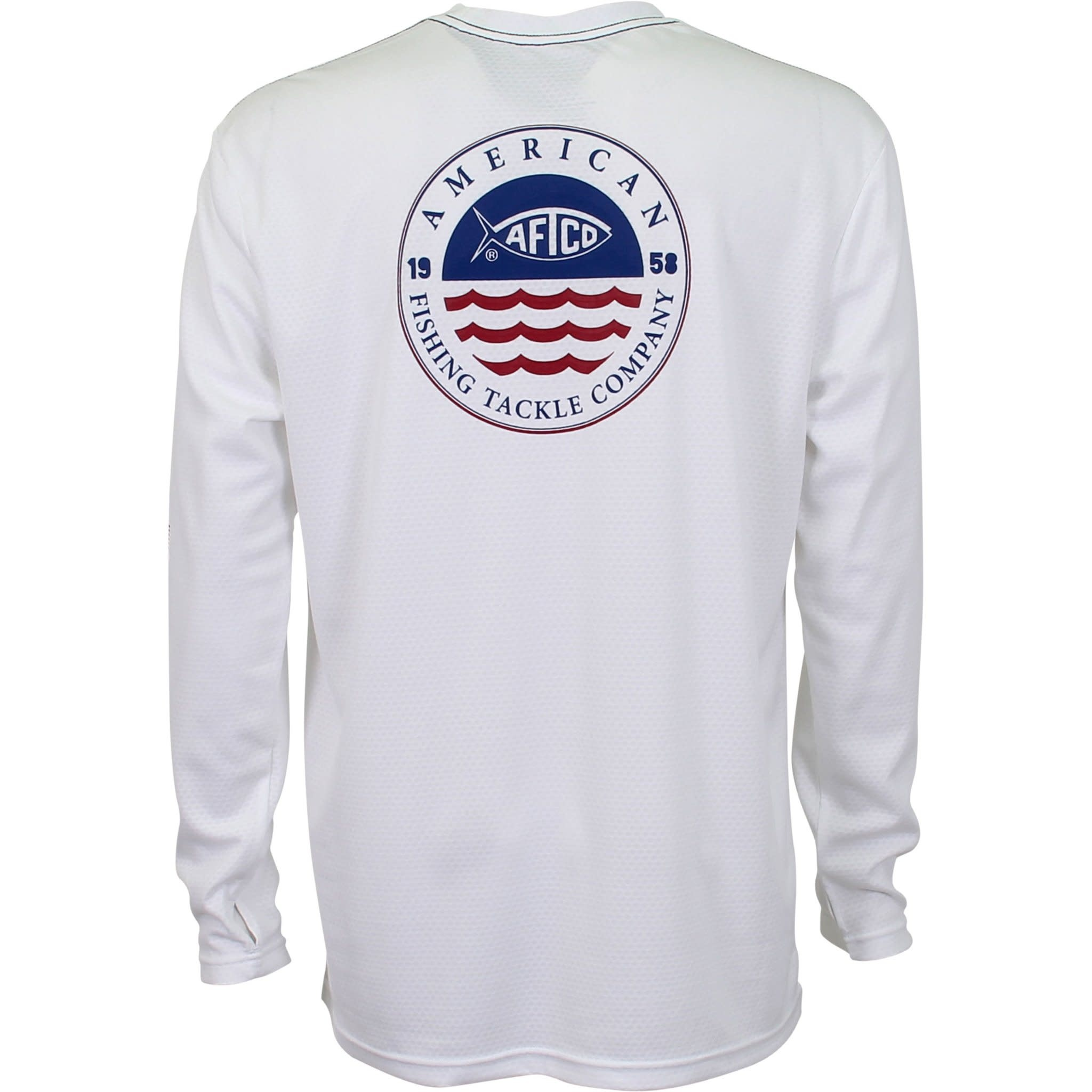 AFTCO AFTCO Frontline Air O Dobby Performance LS Shirt