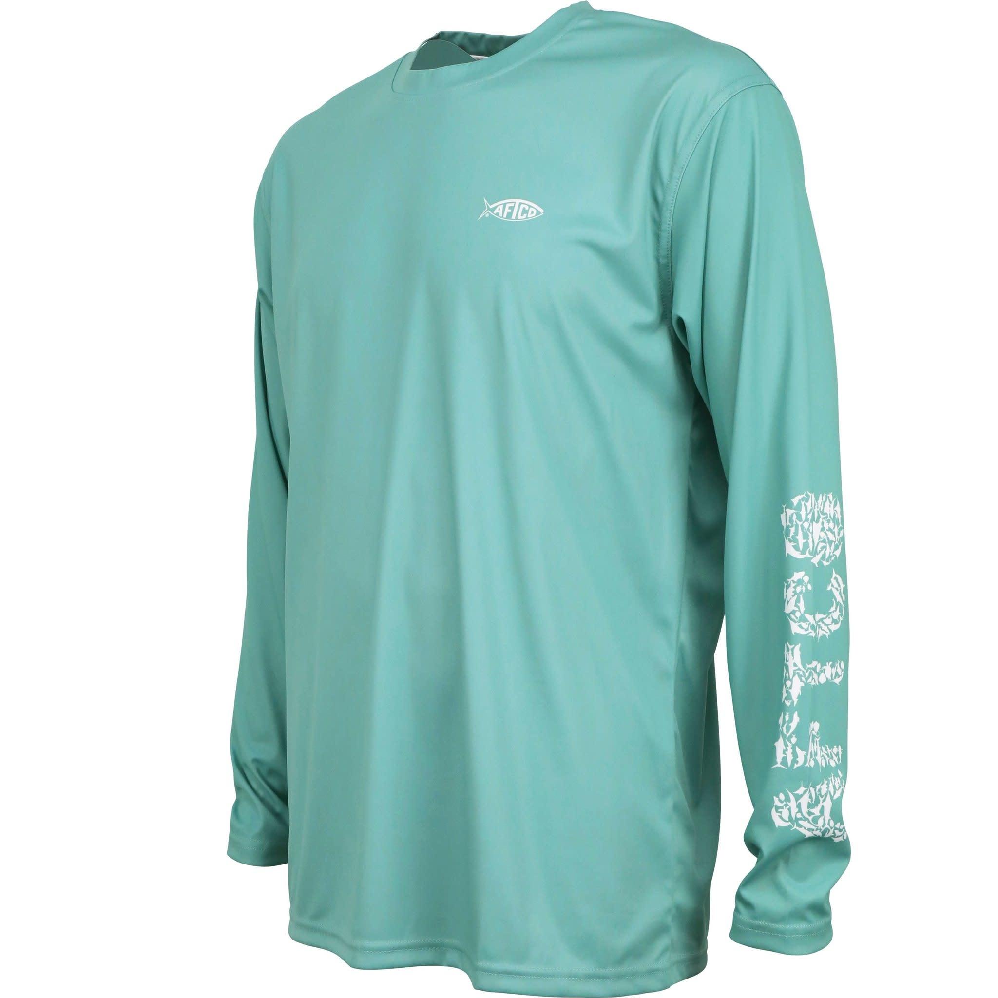 AFTCO Jigfish LS Performance Shirt