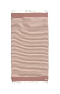 Sand Cloud Burgundy Shores Club Towel