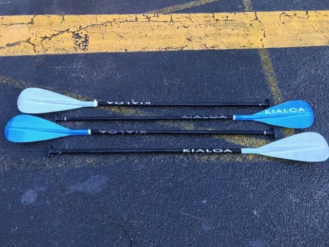 USED SUP Paddles
