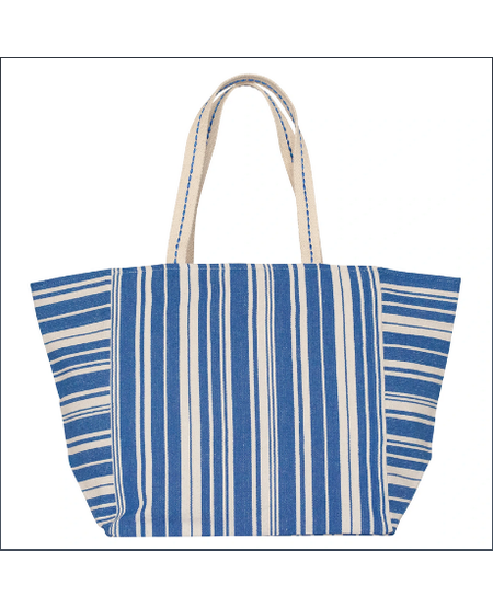 RFP Woven Stripe Carryall Tote