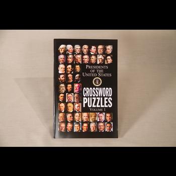 Sale Sale-Presidents Crossword Puzzles
