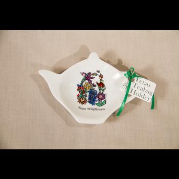 Austin & Texas Wildflowers of Texas Tea Bag Holder