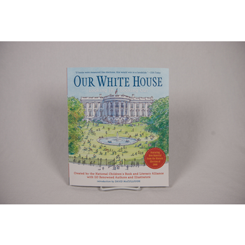 Just for Kids Our White House:  Looking In, Looking Out PB