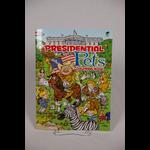 Sale Sale-Presidential Pets Coloring Book by Diana Zourelias PB