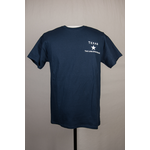 Austin & Texas Davy Crockett Tshirt