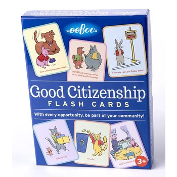 Just for Kids Good Citizenship Flash Cards