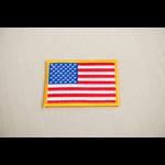 Americana US Flag Patch 2X3