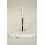 All the Way with LBJ Original Scripto 200 Gold Capped LBJ Pen - Not Functional
