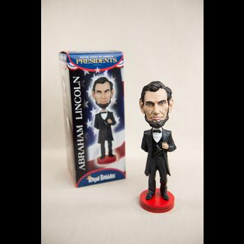 Americana Abraham Lincoln Bobblehead