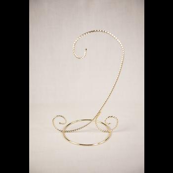 Brass Ornament Stand