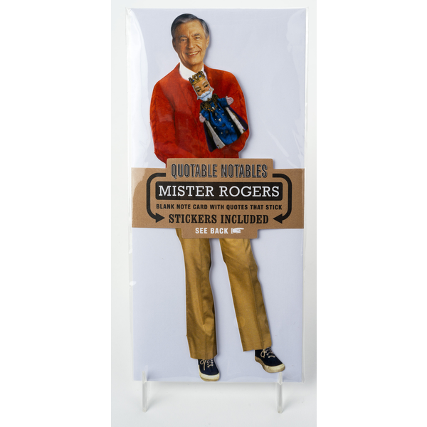 Americana Mister Rogers Notable Quotable Card