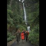 Lady Bird Lady Bird in Oregon Postcard
