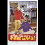 Just for Kids Mister Rogers Magnet Dress Up