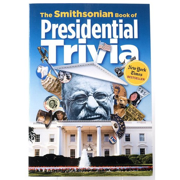 Sale Sale-The Smithsonian Book of Presidential Trivia PB