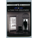 All the Way with LBJ JFK & LBJ: A Time for Greatness DVD