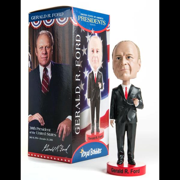 Americana Gerald Ford Bobblehead