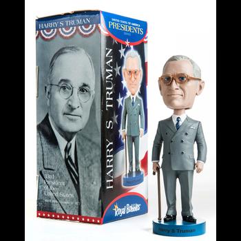 Americana Harry Truman Bobblehead