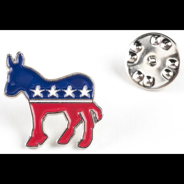 Americana Donkey Lapel Tac Pin