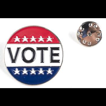 Americana Vote Lapel Tac Pin