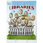 Just for Kids Presidential Libraries Coloring Book by Steven James Petruccio PB
