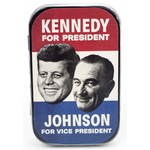 All the Way with LBJ JFK and LBJ Mints