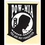 Americana POW MIA Sticker