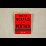Dukakis Bentsen 1988 Matches