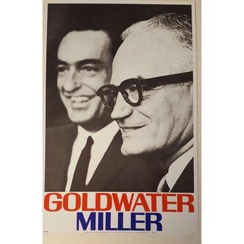 Goldwater Miller Poster