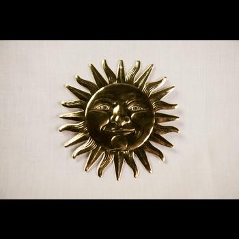 Holiday Sunburst Ornament Single