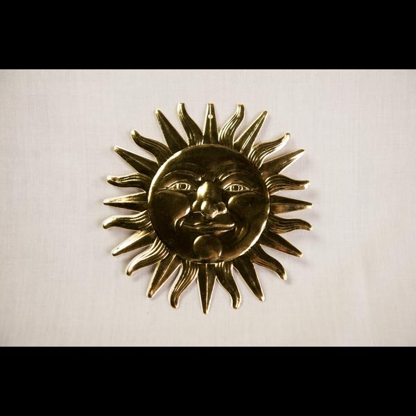 Sunburst Ornament Single