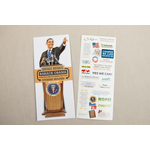 Americana Barack Obama Quotable Notable Card