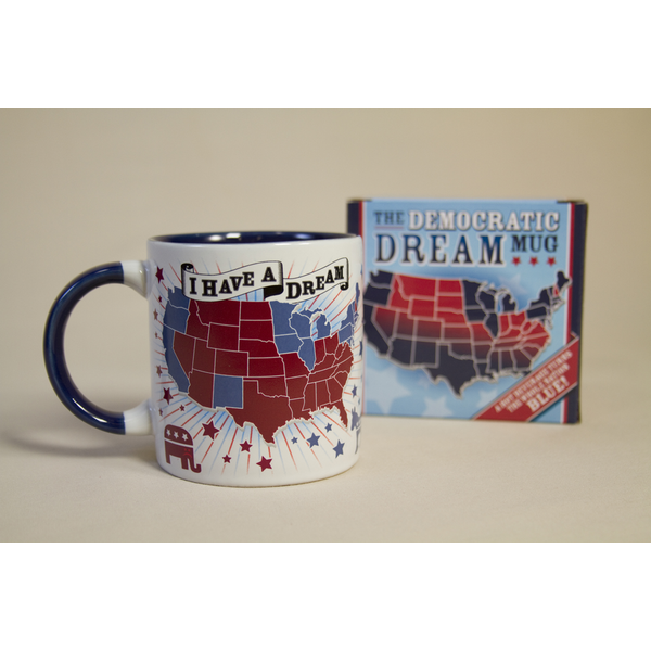Americana Democratic Dream Mug