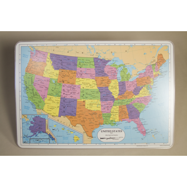 Americana United States Placemat