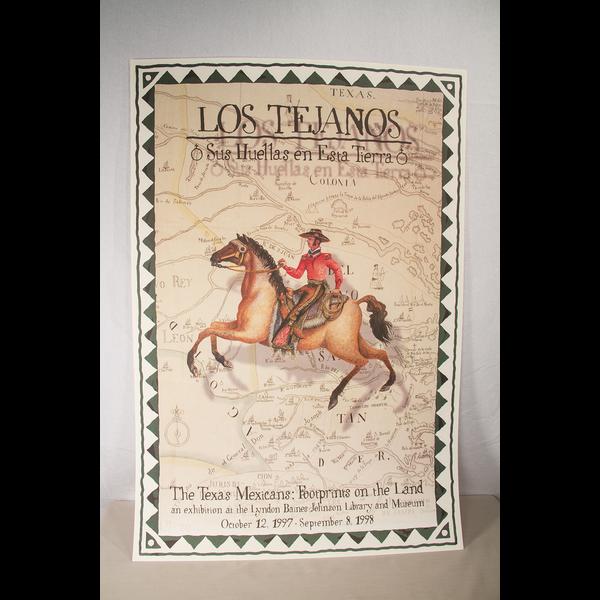 Sale sale-Los Tejanos Poster