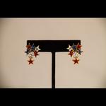 Sale sale-RWB Star Cluster Earrings