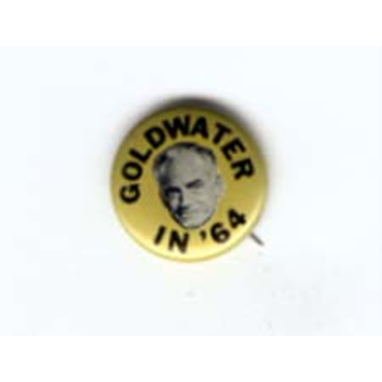 Goldwater in '64 Metallic