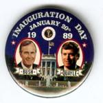 GHW Bush '89 Inaugural