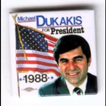 Square Michael Dukakis