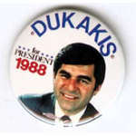 Dukakis For Pres 1988