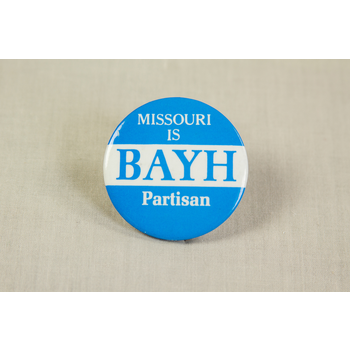 Bayh Missouri is Bayh Partisan 1976