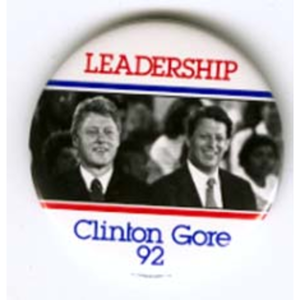 Leadership Clinton Gore '92