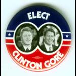 Elect Clinton Gore Small