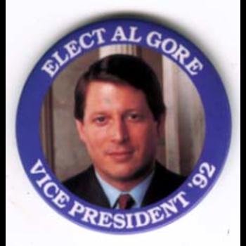 Elect Al Gore VP '92