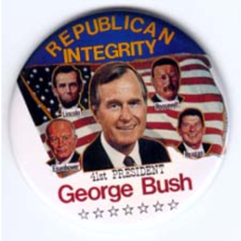 GHW Bush Integrity '92