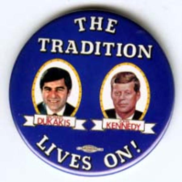 Dukakis Kennedy Tradition